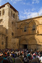 Church of the Holy Sepulchre Stock Photos