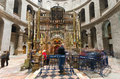 Church of the Holy Sepulchre Stock Image