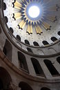 Church of the Holy Sepulchre - Golgotha, Jerusalem Royalty Free Stock Photo