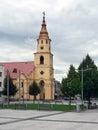 Church of The Holy Trinity in Zvolen, Slovakia