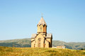 Church in jermuk city armenia Royalty Free Stock Photo
