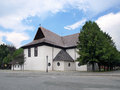 Church in Kezmarok, UNESCO Heritage