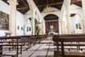 Church La Oliva Fuerteventura Las Palmas Canary Islands Royalty Free Stock Photo