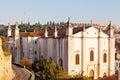 Church in Leiria Royalty Free Stock Photo