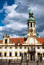 The church Loreta in Prague Royalty Free Stock Photos