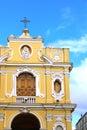 Church of Madonna del Carmine in Sorrento Royalty Free Stock Photo