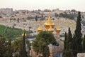 Church of Mary Magdalene - Jerusalem - Israel
