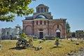 Church in Medieval Monastery St. John the Baptist, Bulgaria Royalty Free Stock Photo