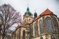 Church in Melnik Royalty Free Stock Photo