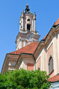 Church of Monastery Herzogenburg Stock Images
