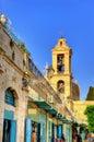 The Church of the Nativity in Bethlehem, Palestine Royalty Free Stock Photo
