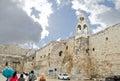 Church of the Nativity in Bethlehem, Palestine Royalty Free Stock Photo