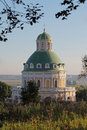 Church of the Nativity of the Blessed Virgin, Moscow region, vil Royalty Free Stock Photo