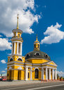 Church of the nativity in kyiv ukraine Royalty Free Stock Images