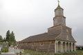 Church of Nercon, Chiloe Island, Chile
