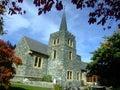 Church in new zealand nice Royalty Free Stock Photo