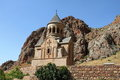 Church Noravank Stock Photography