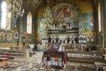 The church of Oncesti