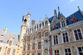 The Church of Our Lady in Bruges, Belgium Royalty Free Stock Photo