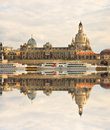 Church of our Lady in Dresden. Royalty Free Stock Image