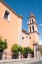 Church of Our Lady of Solitude, Jerez (Mexico) Royalty Free Stock Photo