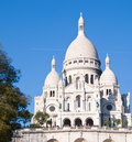 Church in Paris Royalty Free Stock Photo