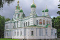 Church in Poltava Stock Image