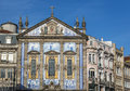 Church in Porto Royalty Free Stock Photo