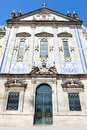 Church in Porto, Portugal Royalty Free Stock Photography