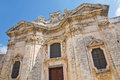 Church of Purity. Nardo. Puglia. Italy. Royalty Free Stock Photos