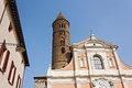 Church in Ravenna Stock Images