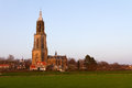 The church of Rhenen Stock Photo