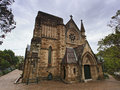 Church Rural Sandstone Royalty Free Stock Photos