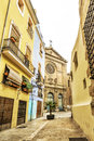 Church of the sacred heart of jesus valencia spain iglesiadel sagrado corazon de Stock Images