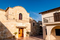 Church of Saint (Ayious) Lazarus. Larnaca, Cyprus Royalty Free Stock Photo