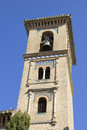 Church of Saint Gil and Saint Anne in Granada. Royalty Free Stock Photography