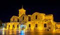 Church of Saint Lazarus in Larnaca Royalty Free Stock Photo