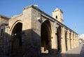 Church of Saint Lazarus in Larnaca,Cyprus,famous landmark Royalty Free Stock Photo