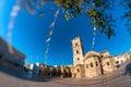 The church of Saint Lazarus in Larnaca, Cyprus Royalty Free Stock Photo