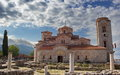 Church of saint Panteleimon, Ohrid, Macedonia Royalty Free Stock Photo
