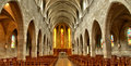 Church Saint Pierre, Saint Paul in Les Mureaux Royalty Free Stock Photo