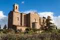 The church of saints giusto and clemente in volterra also known as new san tuscany italy Stock Photos