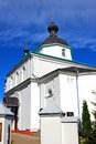 Church of saints peter and paul church in minsk belorussia Royalty Free Stock Photos
