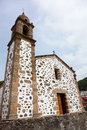 Church of San Andres de Teixido Royalty Free Stock Images