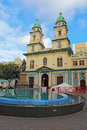 Church of San Francisco in Guayaquil, Ecuador Stock Photo