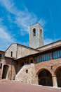 Church in San Gimignano Stock Images