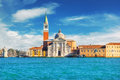 Church of San Giorgio Maggiore, Venice, Italy Royalty Free Stock Photo