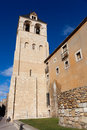 Church of San Isidoro Stock Images