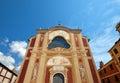 stock image of  Church of San Salvatore (XVII c.). Genoa, Italy
