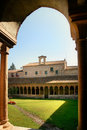 Church of San Zeno Royalty Free Stock Photos